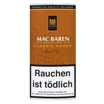 Pfeifentabak Mac Baren Classic Amber