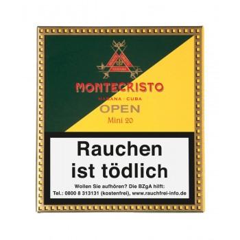 Zigarillos Montecristo Open Mini