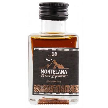 Rum Montelana 18 Robles Especiales 0,05 Liter