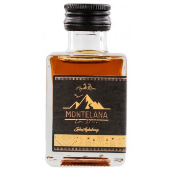 Rum Montelana 12 Dos Robles 0,05 Liter