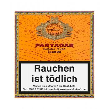 Zigarillos Partagas Club