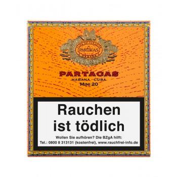 Zigarillos Partagas Mini