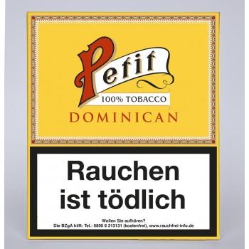 Zigarillos Nobel Petit Dominican
