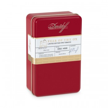 Pfeifentabak Davidoff Limited Edition Year of the Ox