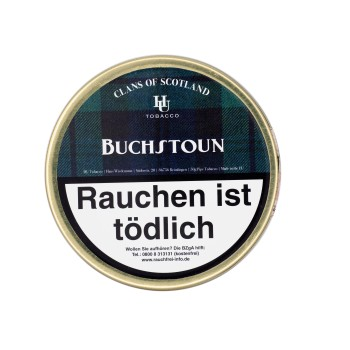 Pfeifentabak HU Tobacco Buchstoun