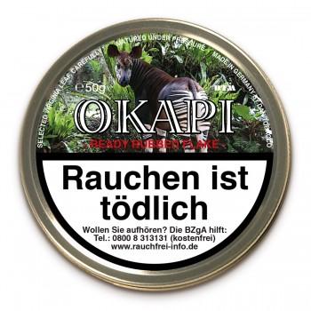 Pfeifentabak Okapi Ready Rubbed Flake