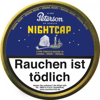 Pfeifentabak Peterson Nightcap