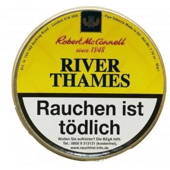 Pfeifentabak Robert McConnell River Thames