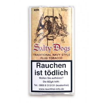 Pfeifentabak Salty Dogs Plug Tobacco