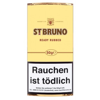 Pfeifentabak St. Bruno Ready Rubbed