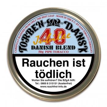 Pfeifentabak Torben Dansk 40 Jubilee