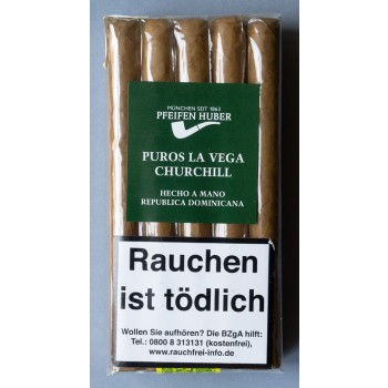 Zigarren Puros la Vega Churchill