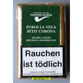 Zigarren Puros la Vega Petit Corona