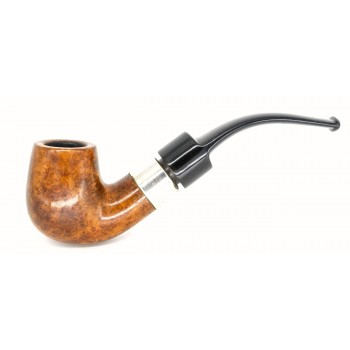 Pfeife Peterson de Luxe Silberband SECOND