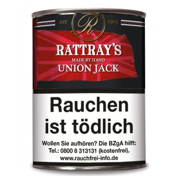 Pfeifentabak Rattrays Union Jack