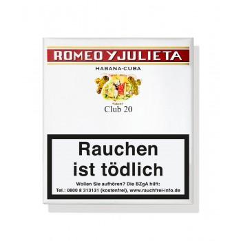 Zigarillos Romeo y Julieta Club