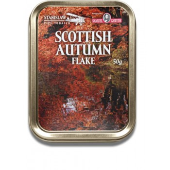 Pfeifentabak Samuel Gawith Scottish Autumn Flake