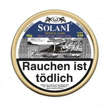 Pfeifentabak Solani Tropical Flake