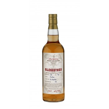 Whisky Private Cask Selection Glenrothes 9YO 2010