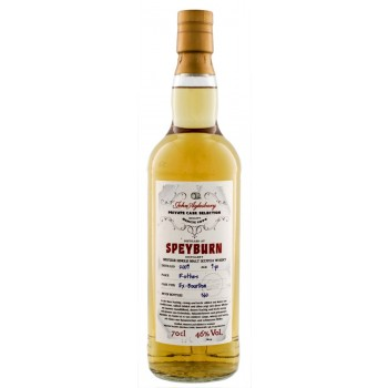 Whisky Private Cask Selection Speyburn 9YO 2009