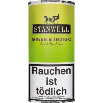 Pfeifentabak Stanwell Green & Indigo (Kir & Apple)