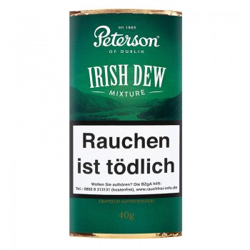 Pfeifentabak Peterson Irish Dew Mixture