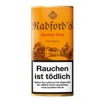 Pfeifentabak Thomas Radford´s Scottish Blend