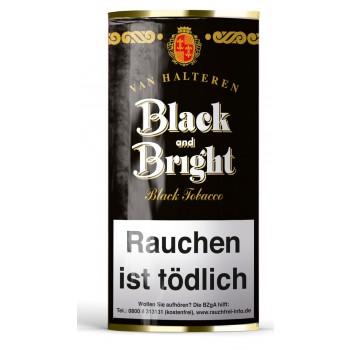 Pfeifentabak Van Halteren Black and Bright