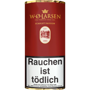 Pfeifentabak W.O. Larsen Scarlet Passion (Masterblend Sweet Aromatic)