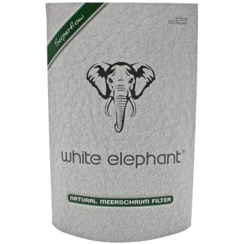 Meerschaumfilter White Elephant 9mm 250 Stk.