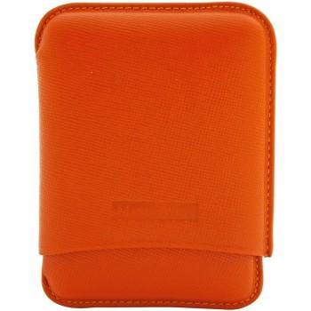 Zigarilloetui Martin Wess 8er orange