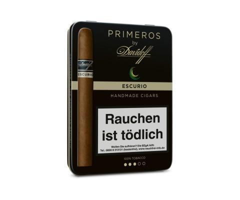 Zigarren Davidoff Primeros Escurio