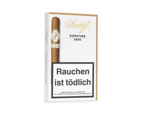 Zigarren Davidoff Signature N° 2000