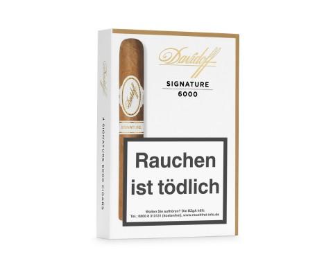 Zigarren Davidoff Signature N° 6000