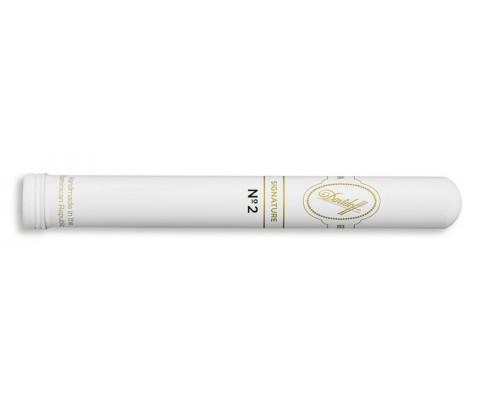 Zigarren Davidoff Signature N° 2 Tubos