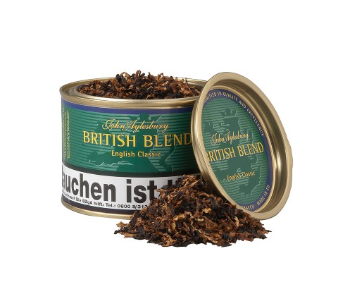 Pfeifentabak John Aylesbury British Blend (Finest British)