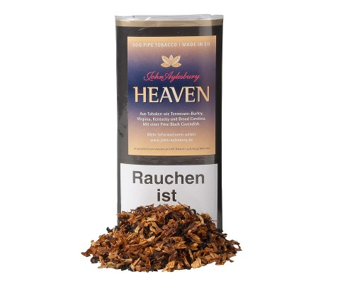 Pfeifentabak John Aylesbury Heaven (Vanilla)