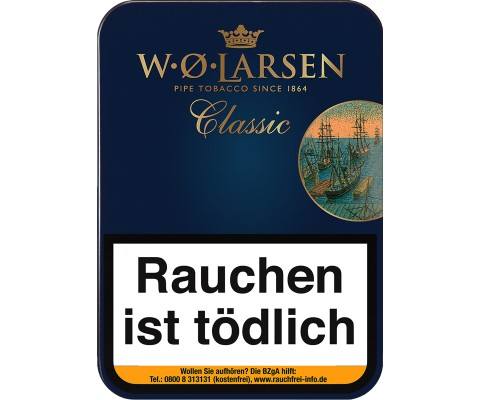 Pfeifentabak W.O. Larsen Classic