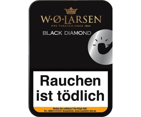 Pfeifentabak W.O. Larsen Black Diamond