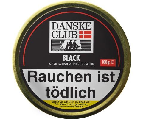 Pfeifentabak Danske Club Black (Black Luxury)