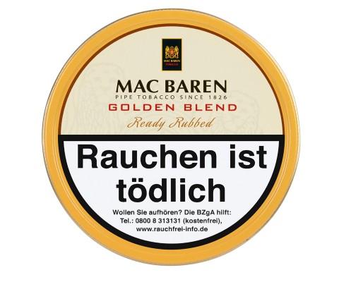 Pfeifentabak Mac Baren Golden Blend