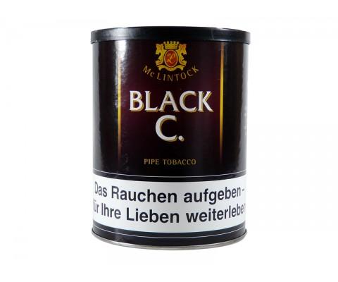 Pfeifentabak Mc Lintock Black C.