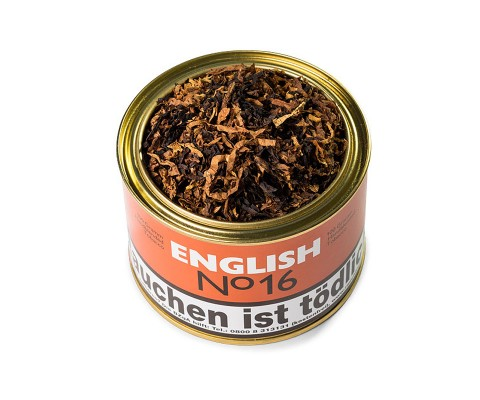 Pfeifentabak English N° 16