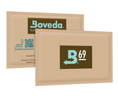 Humidorbefeuchter Boveda 69% Feuchtigkeit, groß