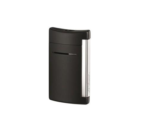 Zigarrenfeuerzeug Dupont Minijet schwarz matt