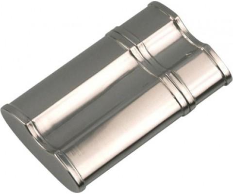 Reise - Zigarrenascher Passatore chrom poliert