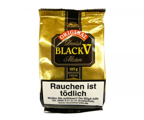 Pfeifentabak Danish Black V Mixture