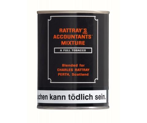 Pfeifentabak Rattray's Accountants