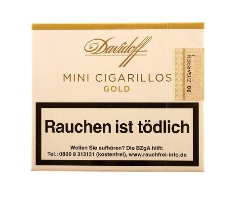 Zigarillo Davidoff Mini Gold