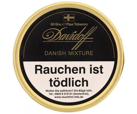 Pfeifentabak Davidoff Danish Mixture